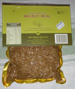 Walnut Meal